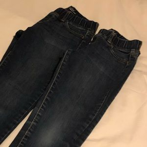 2 Gap Kids Girls' 1969 Slim Legging Jean, Sz 10
